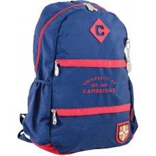 Рюкзак для підлітків YES  CA 102, синій, 31*47*16.5
