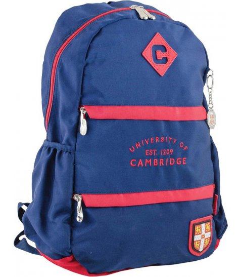 Рюкзак для підлітків YES  CA 102, синій, 31*47*16.5 - фото 1 з 8