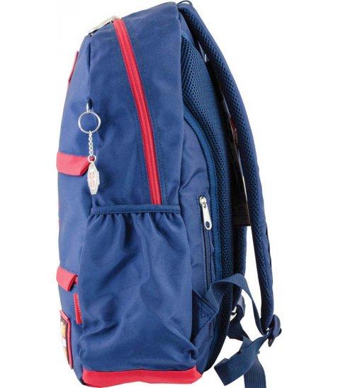 Рюкзак для підлітків YES  CA 102, синій, 31*47*16.5 - фото 6 з 8
