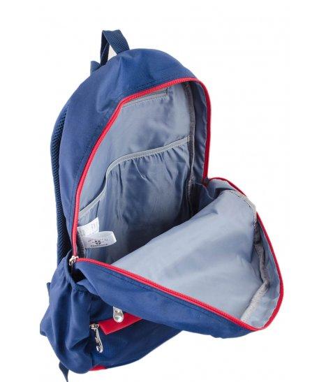 Рюкзак для підлітків YES  CA 102, синій, 31*47*16.5 - фото 8 з 8