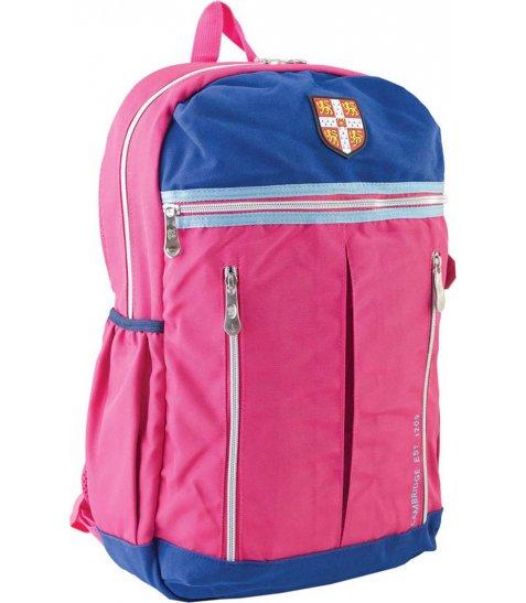 Рюкзак для підлітків YES  CA 095, рожевий, 45*28*11