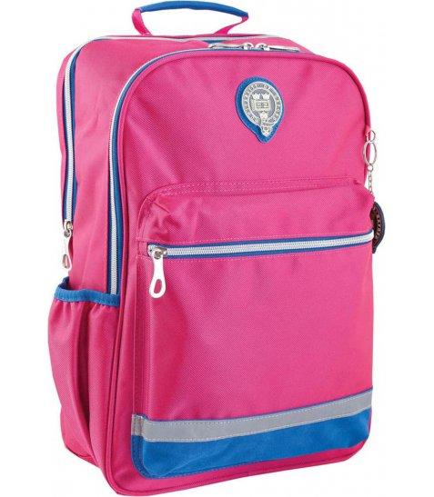 Рюкзак для підлітків YES  OX 329, червоний, 42*28*15 - фото 1 з 8