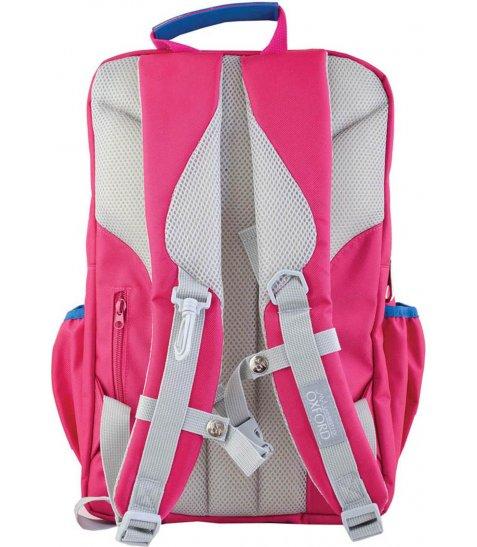Рюкзак для підлітків YES  OX 329, червоний, 42*28*15 - фото 7 з 8
