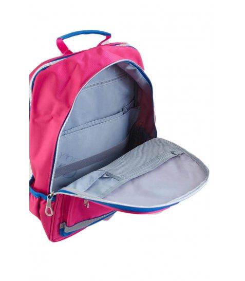 Рюкзак для підлітків YES  OX 329, червоний, 42*28*15 - фото 8 з 8