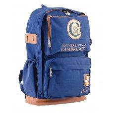 Рюкзак для підлітків YES  CA 082, синій, 31*46*15