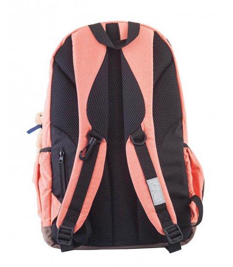 Рюкзак для підлітків YES  OX 236, персиковий, 30*47*16