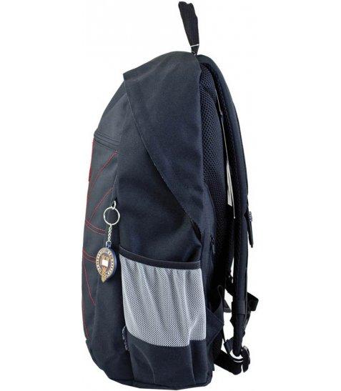 Рюкзак для підлітків YES  OX 316, чорний, 46.5*30.5*15.5 - фото 4 з 6