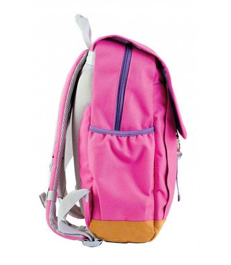 Рюкзак для підлітків YES  OX 318, рожевий, 26*35*13 - фото 2 з 5