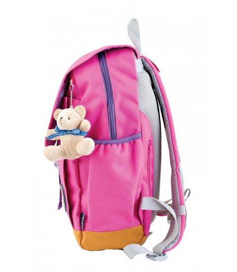 Рюкзак для підлітків YES  OX 318, рожевий, 26*35*13 - фото 3 з 5