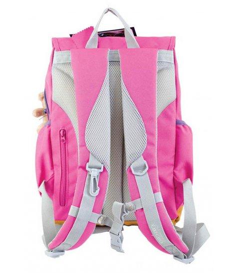 Рюкзак для підлітків YES  OX 318, рожевий, 26*35*13 - фото 4 з 5