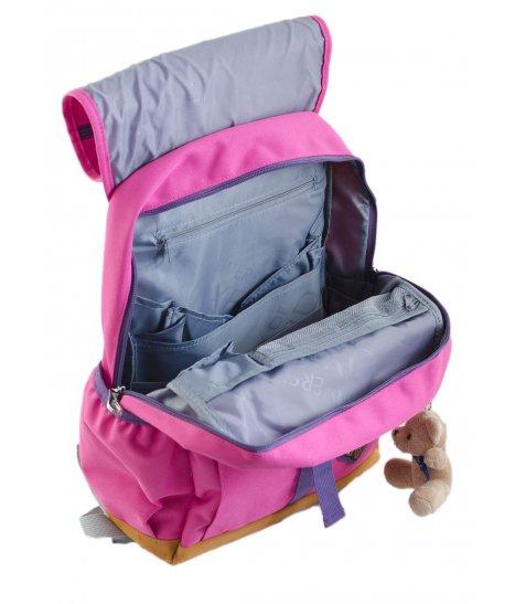 Рюкзак для підлітків YES  OX 318, рожевий, 26*35*13 - фото 5 з 5