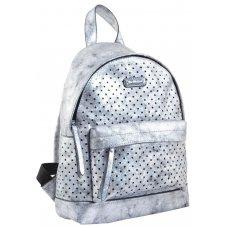 Bag-Backpack, gray, 23.5*33*11cm