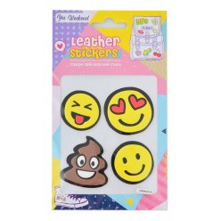 "Набір наклейок YES Leather stikers ""Smile"""