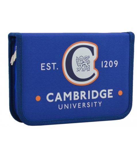 Пенал твердий одинарний без клапана Cambridge blue, 20.5*14*3.2