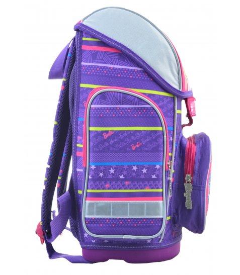 Рюкзак шкільний каркасний  YES  H-26 Barbie, 40*30*16