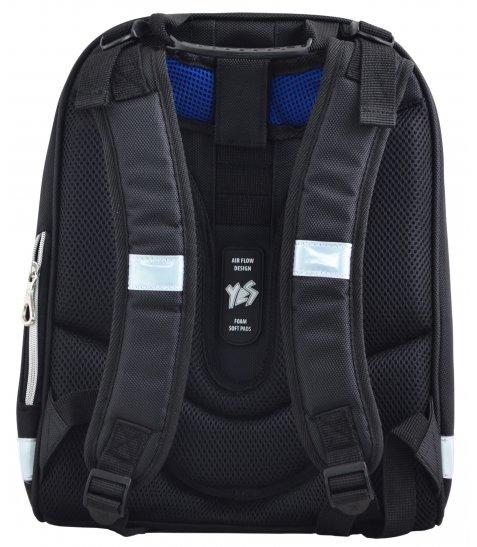 Рюкзак шкільний каркасний  YES  H-12 SP, 38*29*15