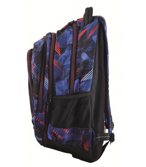 Рюкзак молодіжний YES  2в1 Т-40 Trace, 49*32*15.5