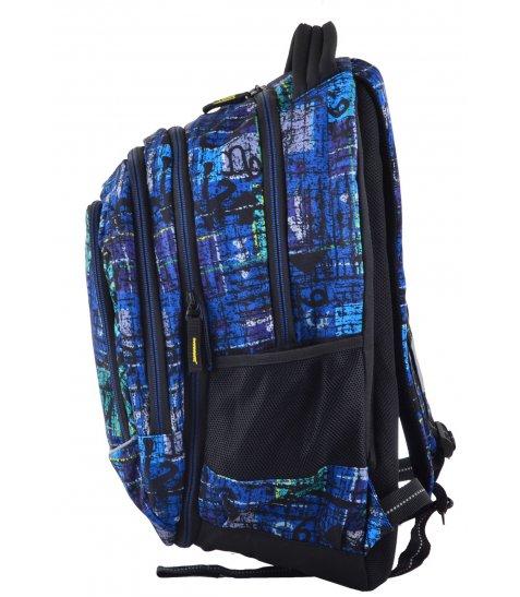 Рюкзак молодіжний YES  2в1 Т-40 Way, 49*32*15.5