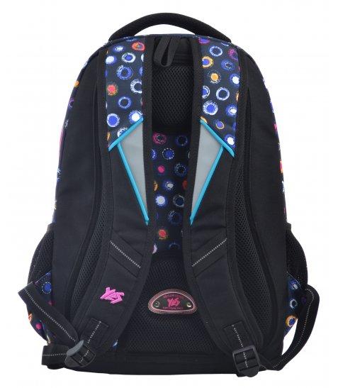 Рюкзак молодіжний YES  Т-43 Glare, 42*30*14