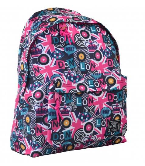 Рюкзак молодіжний YES  ST-17 Crazy London, 42*32*12