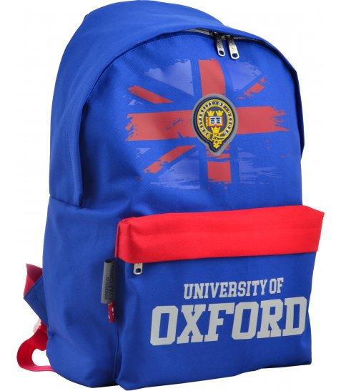 Рюкзак молодіжний YES  SP-15 Oxford dark blue, 41*30*11