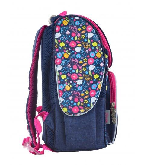 Рюкзак шкільний каркасний  YES  H-11 MTY jeans, 33.5*26*13.5