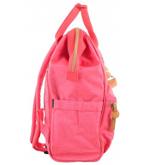 Рюкзак молодіжний YES  OX 386, 42*30*16.5, рожевий