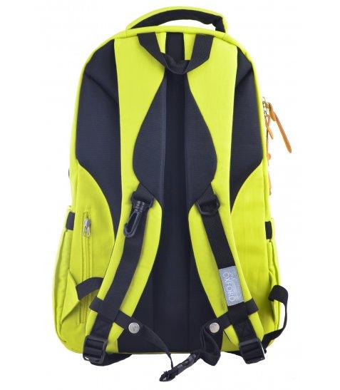 Рюкзак молодіжний YES  OX 405, 47*31*12.5, жовтий