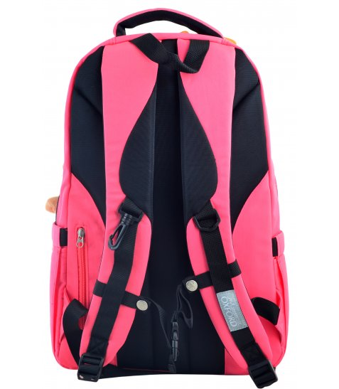Рюкзак молодіжний YES  OX 405, 47*31*12.5, рожевий