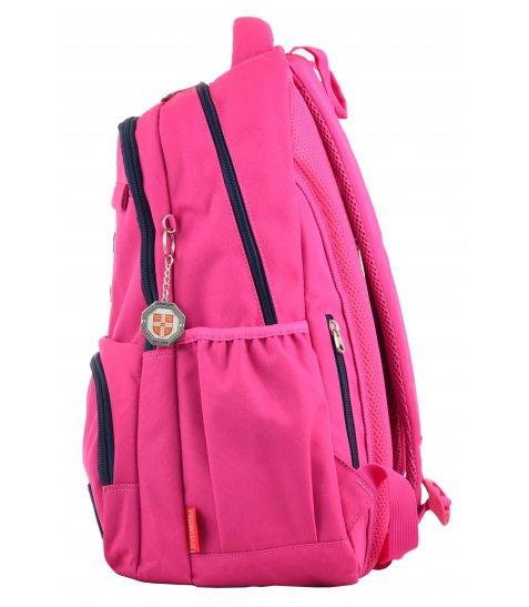 Рюкзак молодіжний YES  CA 151, 48х30х15, рожевий