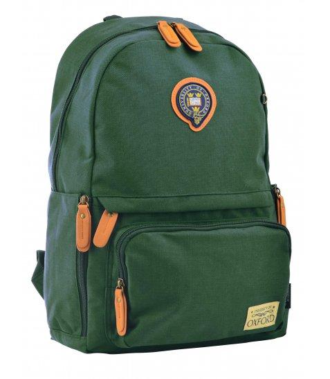 Рюкзак молодіжний YES  OX 342, 45*29*14, зелений