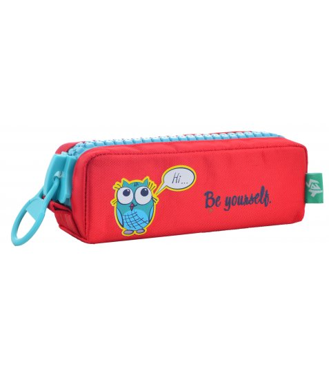 Пенал м'ягкий  YES  Owl, 20*6*7