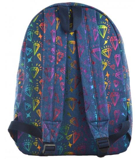 Рюкзак молодіжний YES  ST-18 Jeans Diamond, 41*30*13.5