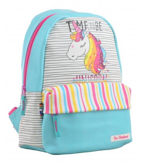 Рюкзак молодіжний  YES ST-28 Unicorn, 34*24*13.5