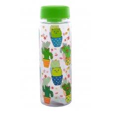 "Water bottle 500 ml ""Catcactus"""
