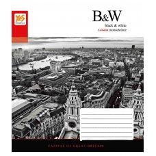 А5/96 лін. YES гібрид з 2-м вибірками B&W cities-17, зошит