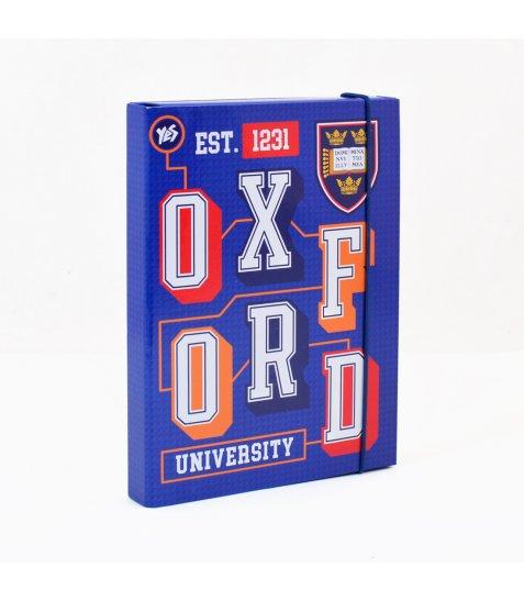 """Папка для тетрадей картонная В5 """"Oxford"""""""