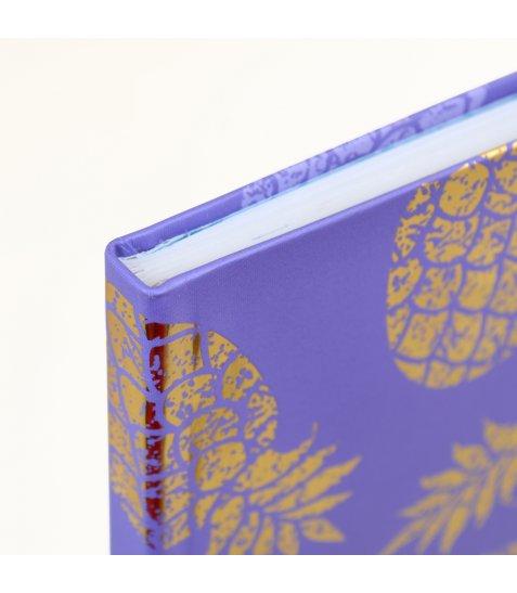 """Блокнот 150 * 150/64 інтег., Фольга золото, мат.ламінація """"Jucy fruits"""" YES"""