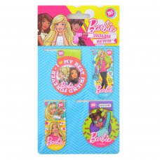 """Закладки магнітні """"Barbie"""""""