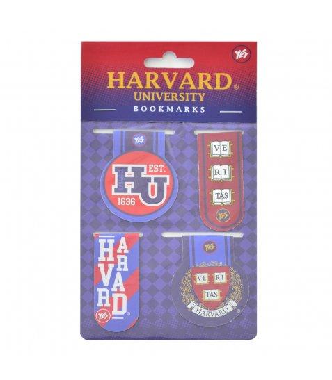 """Закладки магнітні """"Harvard"""" 706397"""