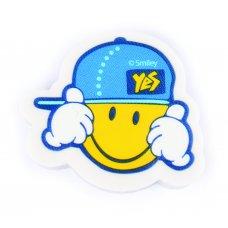 "Ластик ""Smiley World""(blue)"