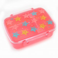 """Lunchbox """"Stars"""", 420 ml, with divider"""