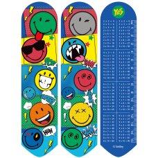 "Закладки 2D ""Smiley World"" (blue)"