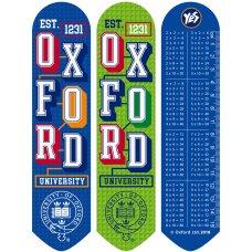 "Закладки 2D ""Oxford""(blue)"