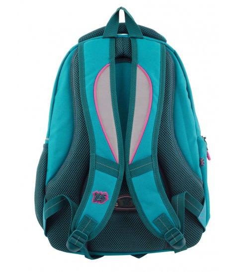 Рюкзак для підлітків YES  Т-22 Mint hearts, 43*30*15