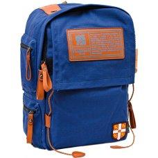 """Рюкзак для підлітків YES  CA045 """"Cambridge"""", синій, 25.5*16.3*43.5см"""