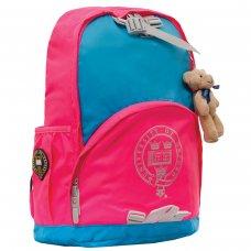 """Рюкзак для підлітків YES  Х225 """"Oxford"""", блакитно-рожевий, 33*17*47см"""