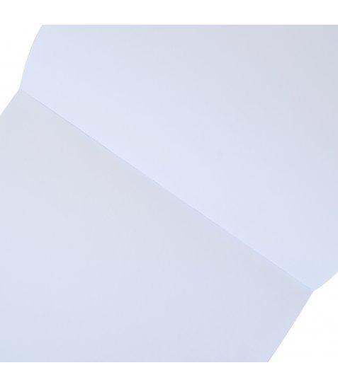 """Альбом для малювання А4 40л / 100 склейка білила + фол зол """"Blooming flowers"""" YES крафт"""