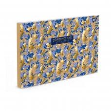 Альбом для малювання А4 30 Yes Склейка Hotch Potch Крафт