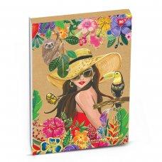 Альбом для малювання А4 30 Yes Склейка Pretty Girl Крафт
